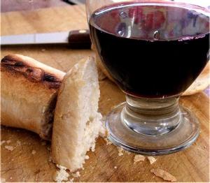 pan vino