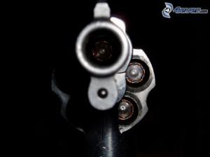 canon-de-la-pistola,-revolver-156781