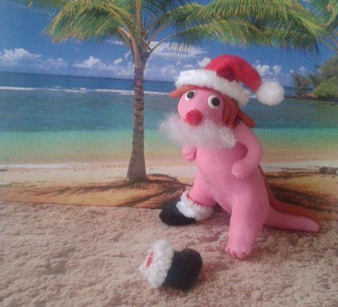 dino navidad 2015